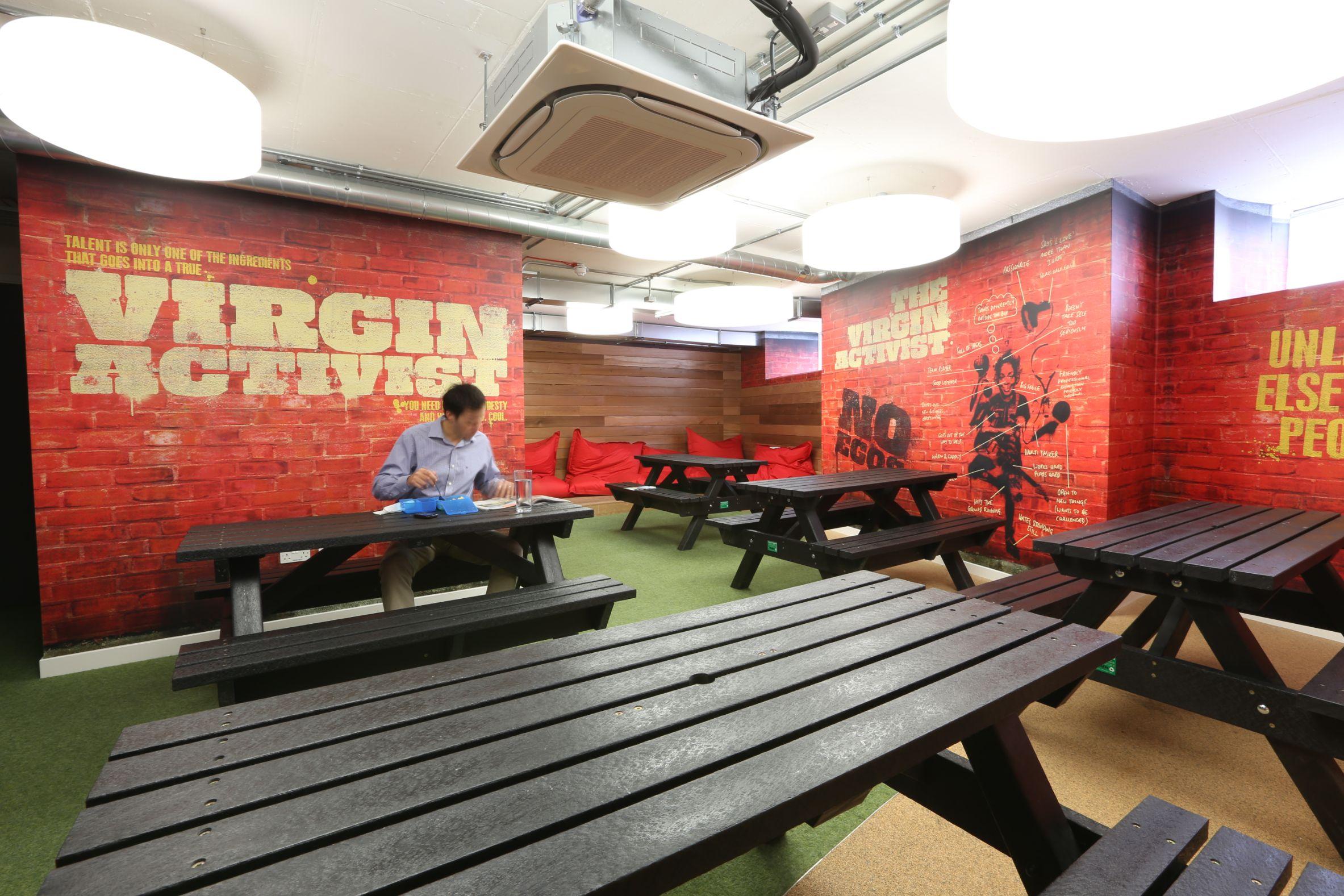 Virgin Active HQ, Barbican