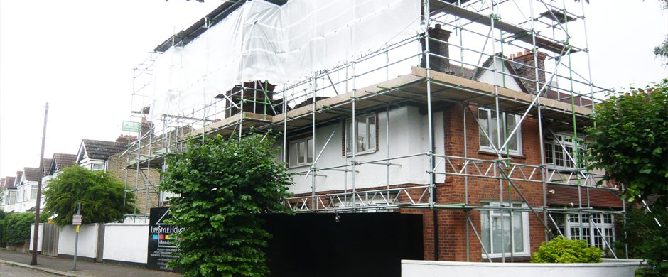 Wimbledon Extension & Refurbishment